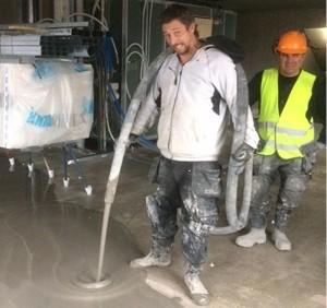 Betongrenovering i Väst AB - Injektering, Flytspackling, Industrigolv m.m