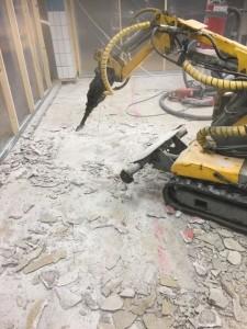 Robot Borås Sjukhus