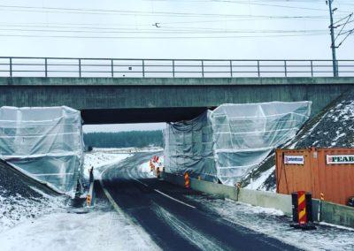 SJ Tåg bro